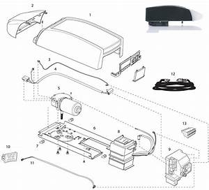 Marantec Garage Door Opener Parts