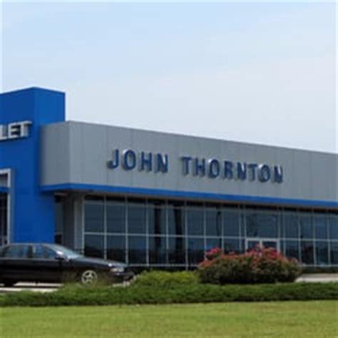 John Thornton Chevrolet  22 Reviews  Car Dealers 1971
