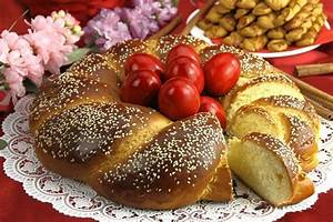 Repas De Paques Traditionnel : ufs de p ques color s des id es d co de tradition orthodoxe ~ Melissatoandfro.com Idées de Décoration