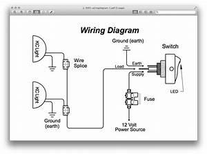 Mitsubishi Triton Driving Light Wiring Diagram