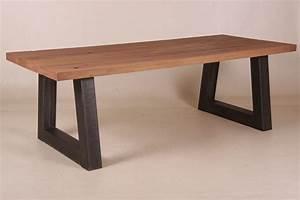 Tisch Metall Holz : ganar esstisch industriedesign holz metall alle tische ~ Whattoseeinmadrid.com Haus und Dekorationen