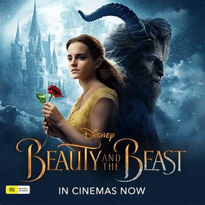 Beast Beauty English Film Disney Action Potter
