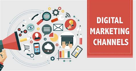 Digital Marketing Channels by Introduction To Digital Marketing Channels For Your Business