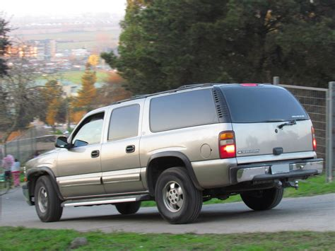 2002 Chevrolet Suburban by 2002 Chevrolet Suburban Gmt800 Pictures Information