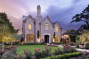 English Tudor country house in River Oaks - Houston Chronicle