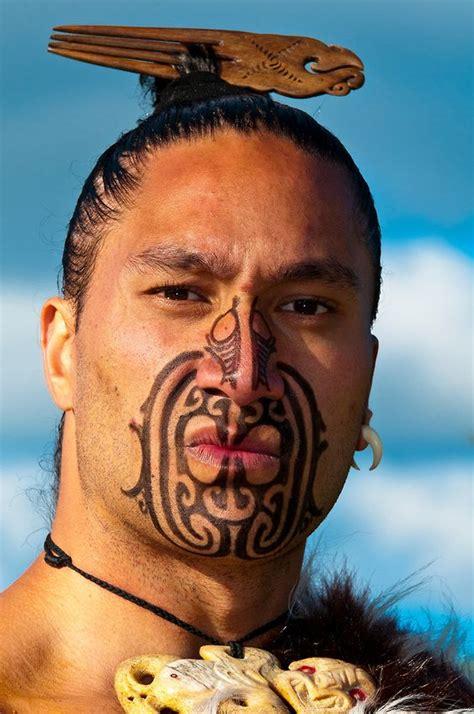 Interessante Ideenunterarm Taetowierung Gesicht by Maori Chin Tattoos Symbolize That She Has The