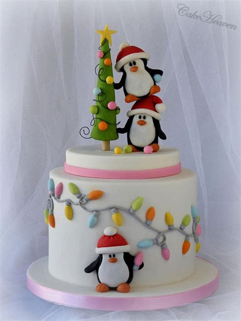 50 creative christmas cakes too cool to eat hongkiat