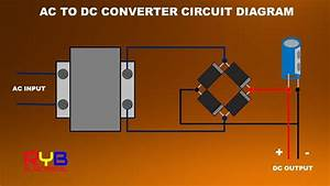 How To Make Ac To Dc Converter At Home
