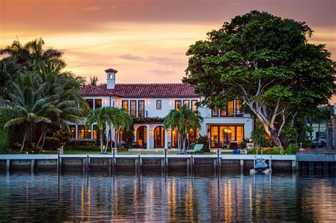 palm beach homes everglades island house priced