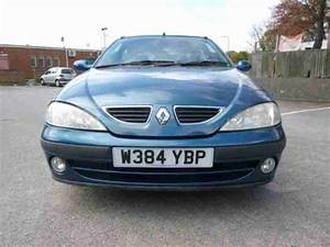 Alize Automobile : renault 2000 megane rt alize auto blue 5 door hatchback car for sale ~ Gottalentnigeria.com Avis de Voitures