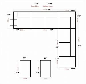 Large sectional sofas dimensions wwwenergywardennet for Large sectional sofa dimensions