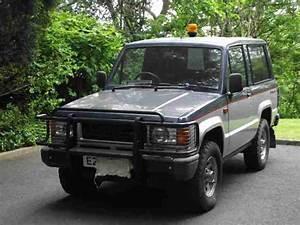 Isuzu 1988 Trooper Swb  Car For Sale