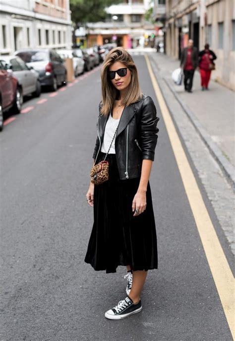 15 Velvet Midi Skirt Outfits To Try Now - Styleoholic