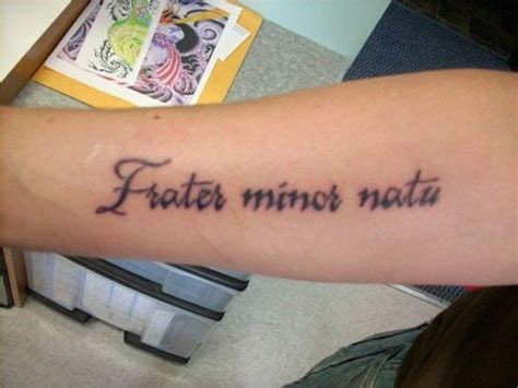 Brotherhood Tattoos Quotes Quotesgram