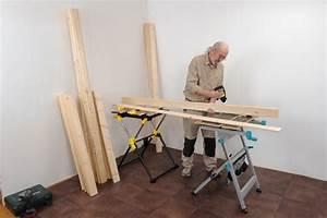 fabriquer une porte en bois massif bricolage avec robert With fabriquer porte en bois
