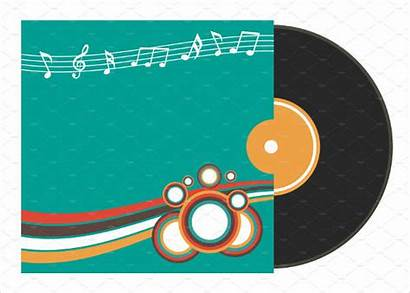 Cd Vector Covers Template Templates Eps Format