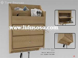 Build DIY Wood cell phone charging station plans PDF Plans