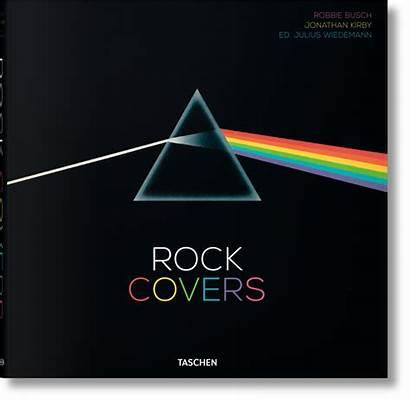 Rock Covers Taschen Album Vol Books Maiden