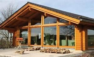 Chalet En Bois Habitable D Occasion : chalet en bois chalet en bois habitable construction ~ Melissatoandfro.com Idées de Décoration