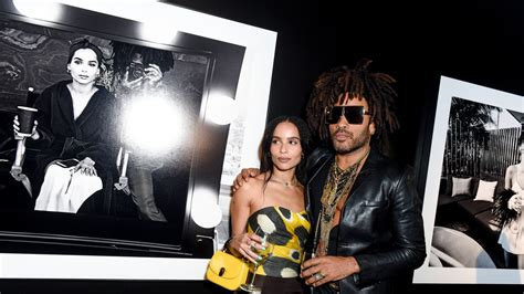 Lenny Kravitz New Photography Project Started With
