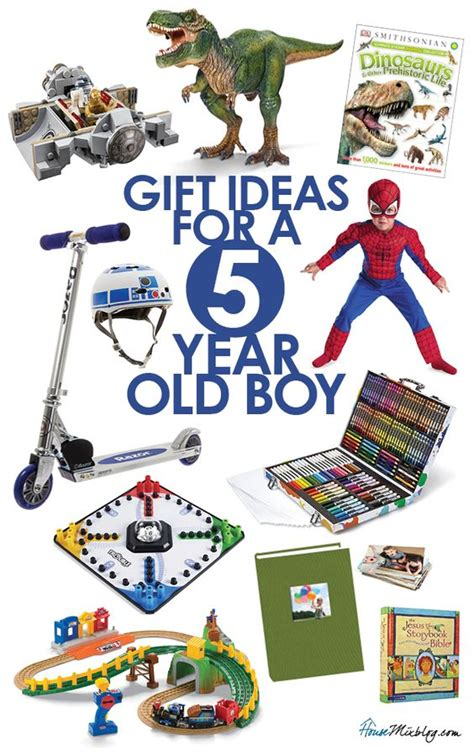 Kindergarten Toys Present Or Gift Ideas For 5 Year Old