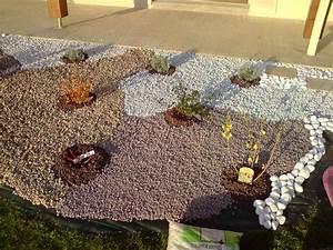 Cailloux De Decoration : d coration b che au jardin enchant ~ Melissatoandfro.com Idées de Décoration