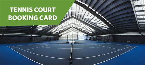 ubc tennis court booking card ubc recreation
