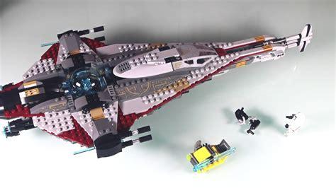 lego   arrowhead star wars set review youtube