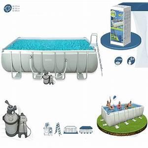Piscine Pas Cher Tubulaire : piscine hors sol tubulaire intex of piscine tubulaire ~ Dailycaller-alerts.com Idées de Décoration