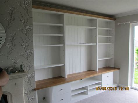 Diy Fitted Living Room Cupboards by 15 Ideas Of Fitted Wall Units Living Room