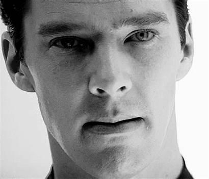 Demon Cumberbatch Benedict Evil Blacked Eyes Dilated