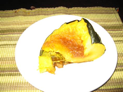 caramelized acorn squash ode to fall caramel pudding cake and acorn squash krysti s cooking blog