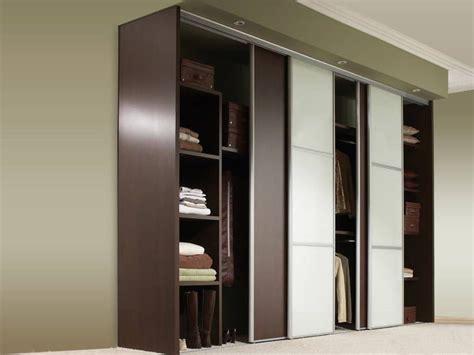 porte coulissante placard penderie aluminium bois leroy merlin spaceo v chambre parents