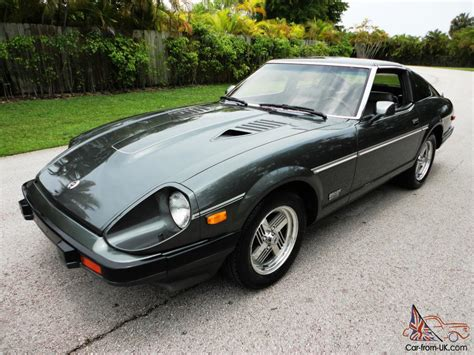 Datsun 280zx 1983 by 1983 Datsun 280zx Turbo Automatic