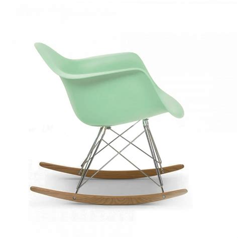 eames style rocking chair by ciel notonthehighstreet