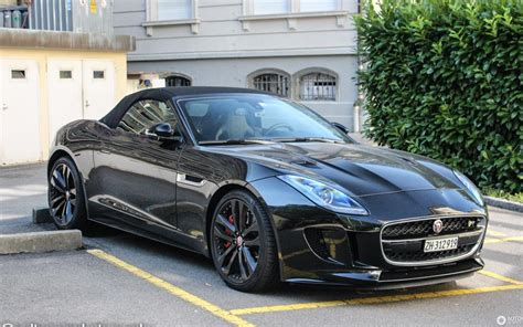 Jaguar F Type R Awd by Jaguar F Type R Awd Convertible 28 September 2016