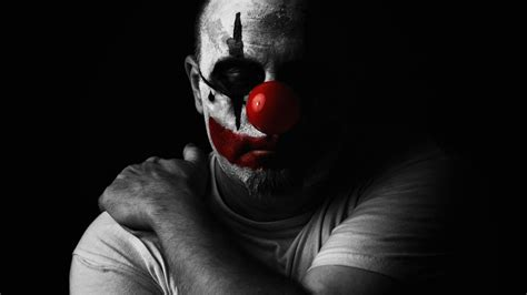 Depressing Home Screen Wallpaper Creepy by Clown Wallpapers High Resolution Gt Yodobi