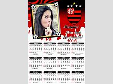 Montagem de fotos Calendário Calendario online 2018