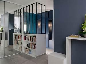decoration amenagement appartement cuisine entree bureau With nice idee deco bureau maison 0 idee deco amenagement bureau