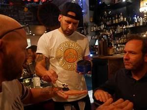 Punk royale cafe meny