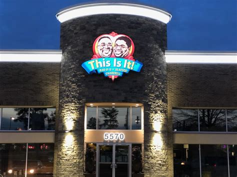 This Is It! BBQ & Seafood Is Opening Its Eleventh Atlanta ...