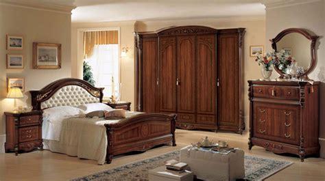 Komplett Schlafzimmer Serena Italienische Klassische