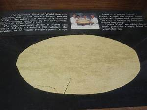 World's largest Pringles potato chip - Picture of Idaho ...