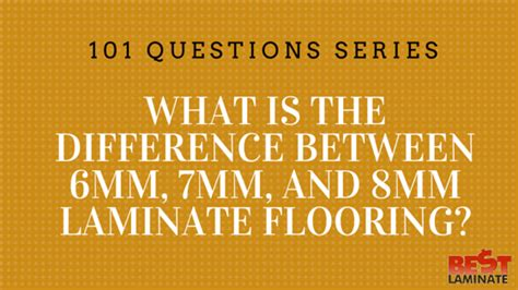 what is the difference between hardwood and engineered wood floors what is the difference between 6mm 7mm and 8mm laminate flooring