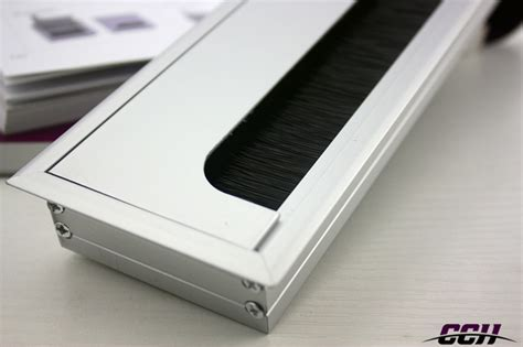 Hot Sell Alibaba Office Table Cable Wire Box,Aluminum Hole