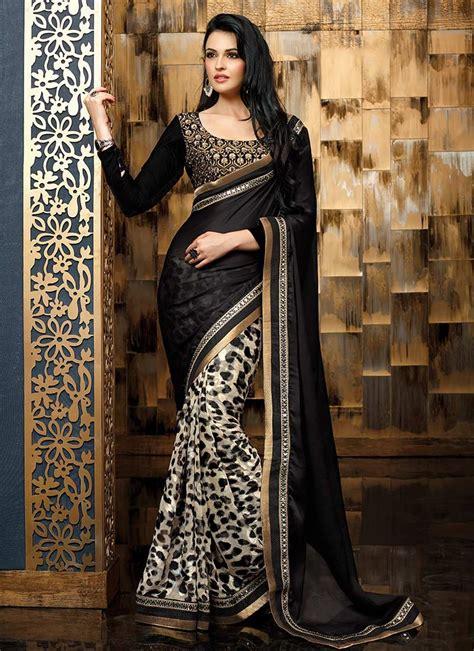 what are half half sarees indiamarks