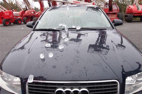 hagelschaden auto kaufen so sch 252 tzen sie ihr auto vor hagelsch 228 den bilder