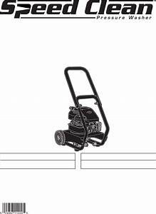 Briggs  U0026 Stratton Pressure Washer 020239