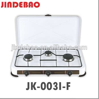 kitchen gas stove table commercial kitchen equipment three burner table gas stove