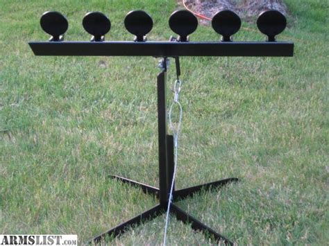 armslist  sale ar steel target plate rack
